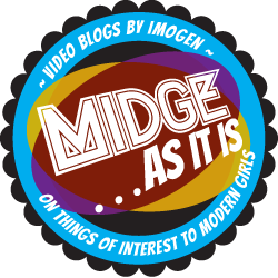 Midge As It Is - On Things of Interest to Modern Girlsl